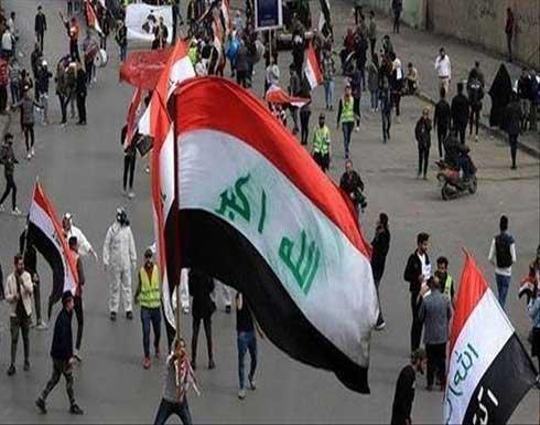 شاهد : محتجون غاضبون يقتحمون محطة كهرباء الناصرية في العراق