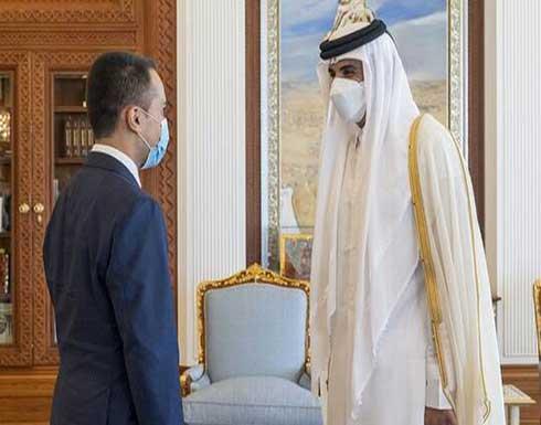 دي مايو : نقل السفارة الايطالية في أفغانستان من كابل إلى الدوحة