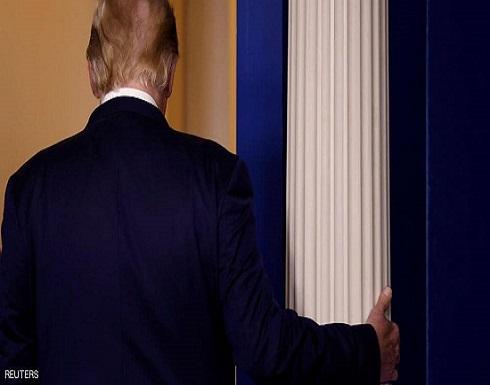 """""""صرخ في وجه الجميع"""".. تفاصيل أيام ترامب الأخيرة بالحكم"""