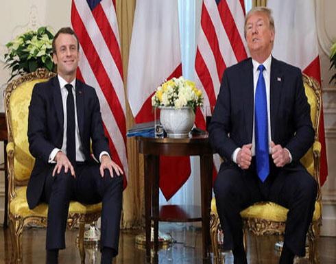 البيت الأبيض: ترامب وماكرون يؤكدان ضرورة وقف إطلاق النار في ليبيا