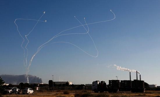قتلى وجرحى إسرائيليون في قصف فلسطيني عنيف على أسدود وعسقلان وبئر السبع ومستوطنات غلاف غزة
