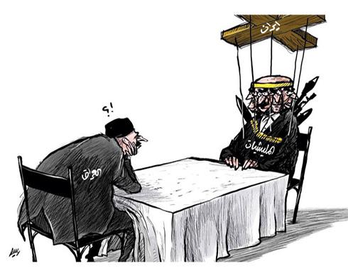 مليشيات ايران في العراق