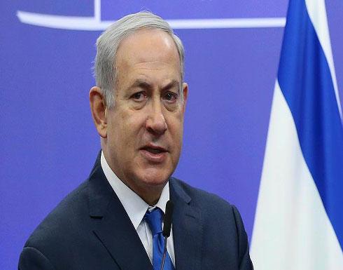 نتنياهو: توجه لإقرار قانون مصادرة مخصصات الأسرى الفلسطينيين