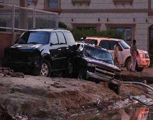 إجراءات كويتية لمواجهة تداعيات السيول