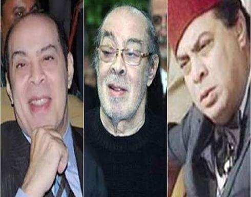 الفنان المصري المنتصر بالله لا يعلم بوفاة فاروق الفيشاوي ورجاء الجداوي وجورج سيدهم