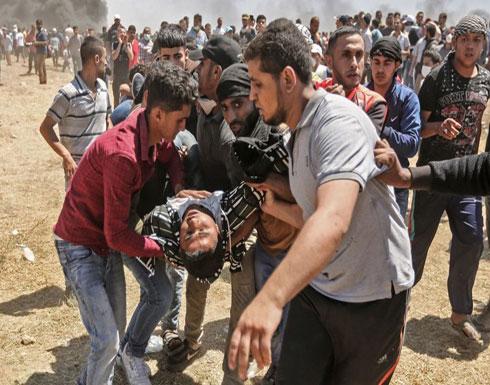شهيد برصاص الاحتلال الإسرائيلي شرق قطاع غزة