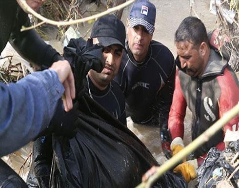 العراق.. ارتفاع عدد ضحايا عبارة الموصل لـ105 قتلى