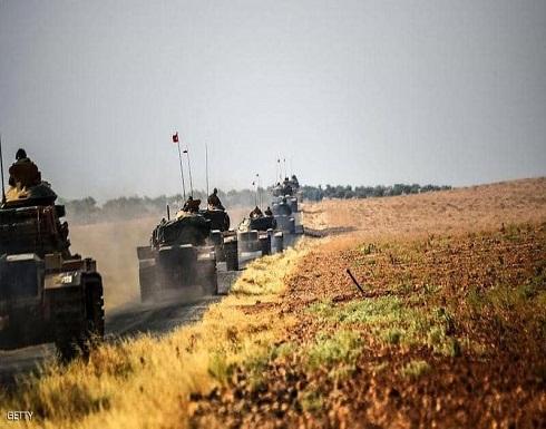 """سوريا.. بدء دوريات مشتركة في """"المنطقة الآمنة"""""""