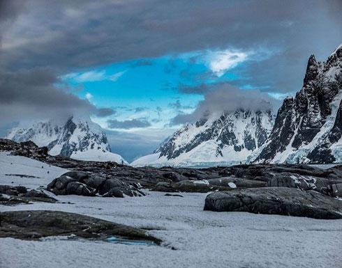 اكتشاف غبار كوني نادر في أنتاركتيكا