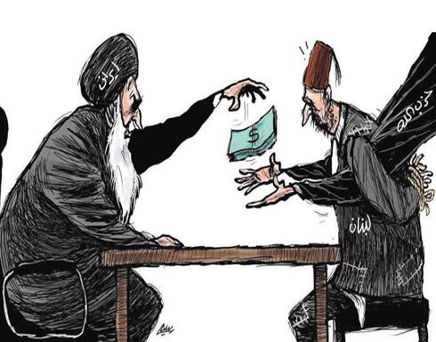 ايران و تدخلاتها في لبنان بقيادة حزب الله