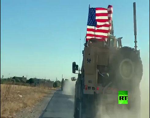 شاهد : للدوريات الأمريكية - التركية المشتركة شمال سوريا