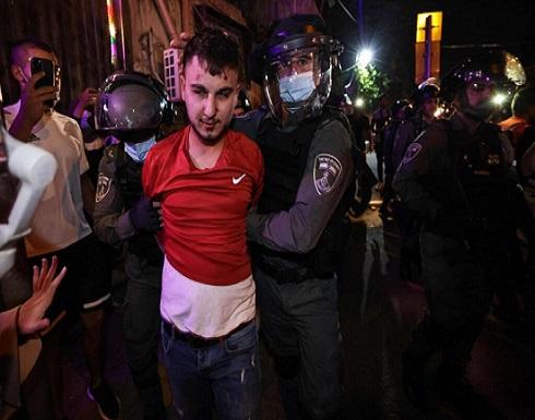 أكثر من 1800 حالة اعتقال مع تصاعد المواجهة