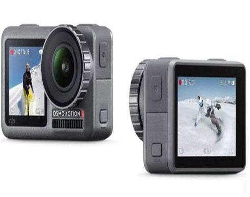 هذه هي مميزات كاميرا Osmo Action لـ DJI