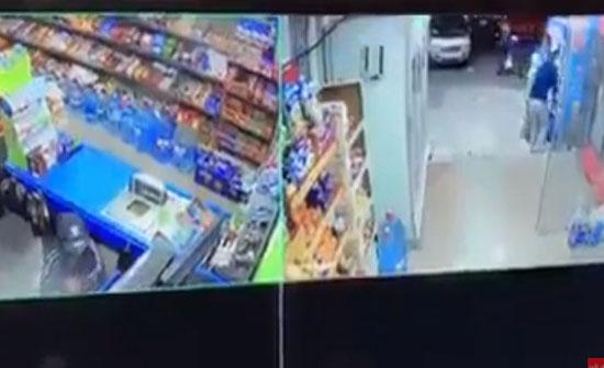 بالصور : القبض على الأحداث الثلاثة الذين سرقوا محلا والتقطتهم الكاميرا