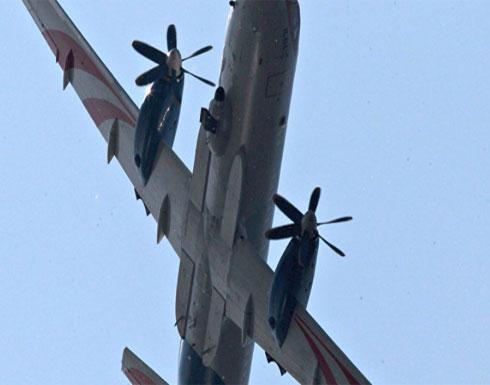 ظهور أحدث طائرة حرب إلكترونية في سوريا (صور)