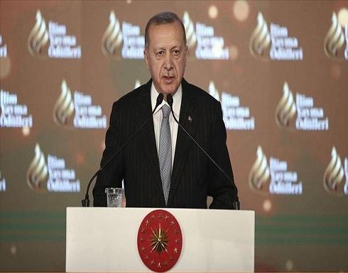 أردوغان : لا يمكن بمفردنا تحمل عبء موجة هجرة جديدة من إدلب