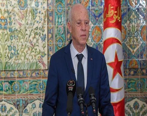 سعيّد: تدخلات خارجية بتواطؤ داخلي لإعادة تونس للوراء