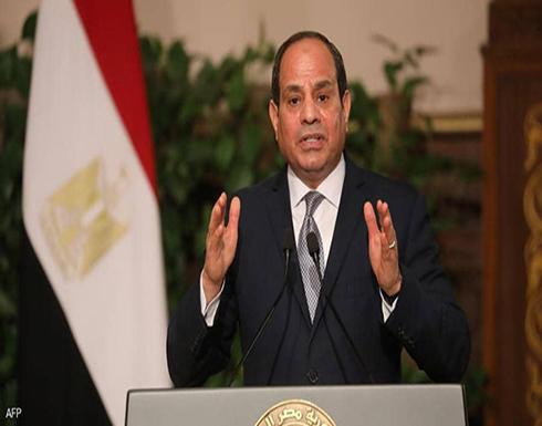السيسي: العمل العربي الجماعي ضروري لاستعادة استقرار المنطقة