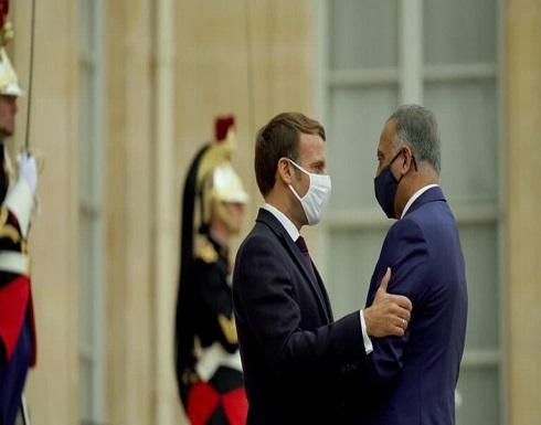 فرنسا تعلن مشاركة ماكرون في قمة قادة دول الجوار ببغداد
