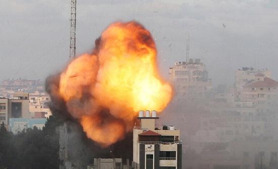 الجيش الإسرائيلي: 52 مقاتلة نفذت 120 غارة على مواقع في قطاع غزة خلال 25 دقيقة