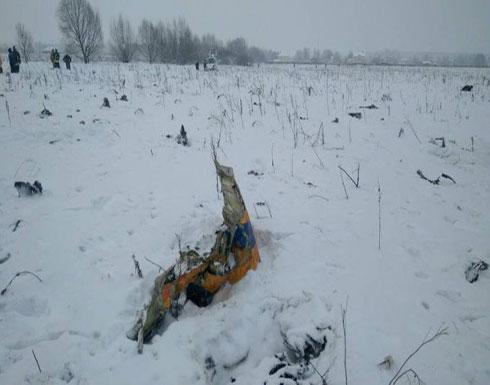 فيديو . . تحطم طائرة روسية بموسكو ومقتل جميع ركابها