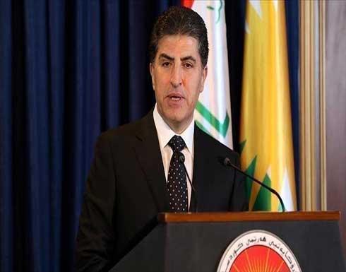 مسعود بارزاني: لا يمكن مقارنة وضع إقليم كردستان بأفغانستان