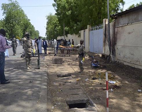 بالفيديو ..تشاد: مقتل 6 أشخاص في هجوم انتحاري نفذته امرأة