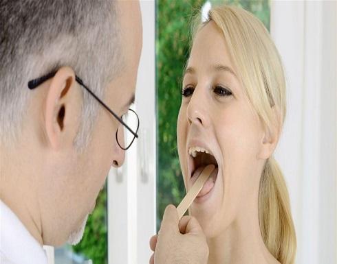 اسباب واعراض حصوات الغدد اللعابية في الفم