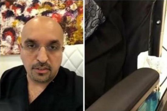 فيديو: فتاة سعودية تدخل لتُجري عملية شفط فتخرج بدون أطرافها.!