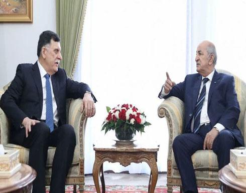 الجزائر ترحب بالهدنة في ليبيا وتدعو للعودة السريعة للحوار