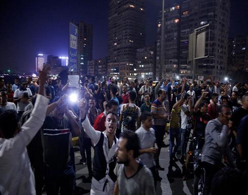 """شاهد : مظاهرات """"جمعة الغضب"""" تعم محافظات مصرية"""
