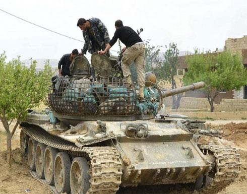 النظام السوري ينشر دفاعات جوية على جبهات إدلب وحلب