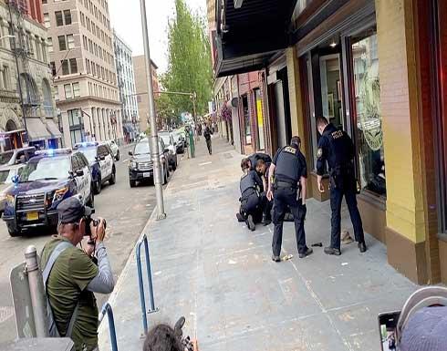 أميركا.. احتجاجات في بورتلاند تشهد اشتباكات وإطلاق نار