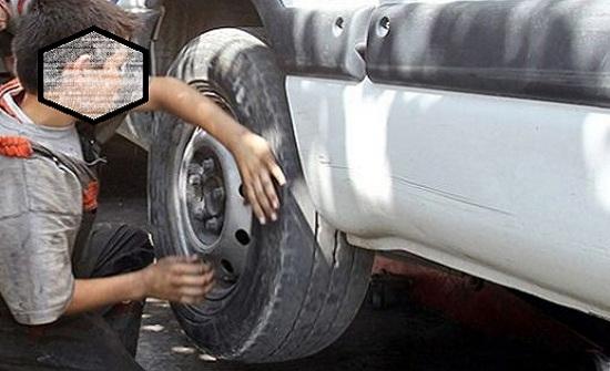 45 الف طفل في الأردن يعملون بمهن خطيرة