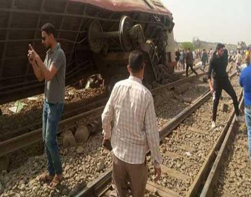 السيسي يكلف بتشكيل لجنة للوقوف على أسباب حادث قطار طوخ