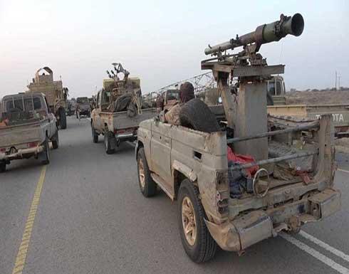 الجيش اليمني يأسر فصيلا كاملا من الحوثيين في حجة