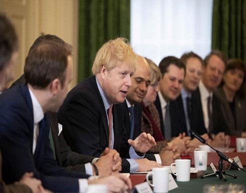 شروط جونسون للتفاوض مع الاتحاد الأوروبي تهوي بالاسترليني