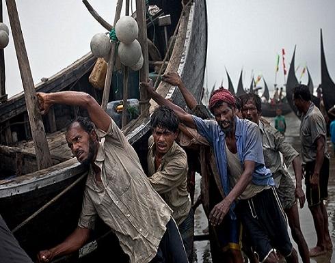 غرق عشرات الروهينغيا خلال محاولتهم الوصول إلى ماليزيا