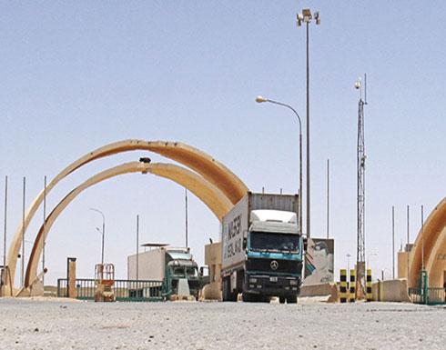العراق يلجأ إلى الأمم المتحدة لصيانة طريقه مع الاردن