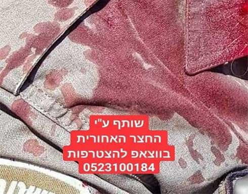 إصابة خطيرة لجندي إسرائيلي بالقرب من السياج الفاصل شرق غزة .. شاهد