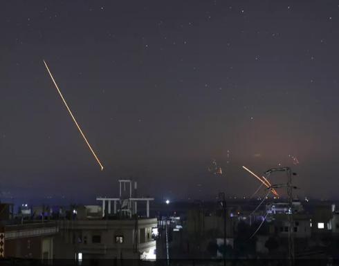 إعلام الأسد: الدفاع الجوي يتصدى لهدف قرب دمشق
