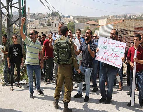 وقفة في نابلس للمطالبة باسترداد جثامين فلسطينيين يحتجزهم الإحتلال الإسرائيلي