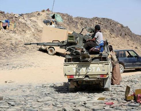 القوات الشرعية اليمنية تسيطر على معسكر استراتيجي بالجوف