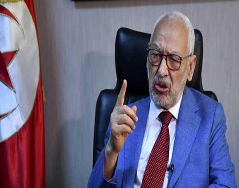 الغنوشي: نأمل في إطلاق حوار وطني تحت إشراف الرئيس سعيد