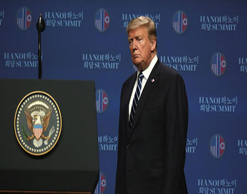 بعد فشل القمة.. ترمب: لن نرفع عقوبات كوريا الشمالية