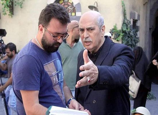 """بالصور.. أبو عصام ينتهي من تصوير مشاهده في """"باب الحارة 9"""""""