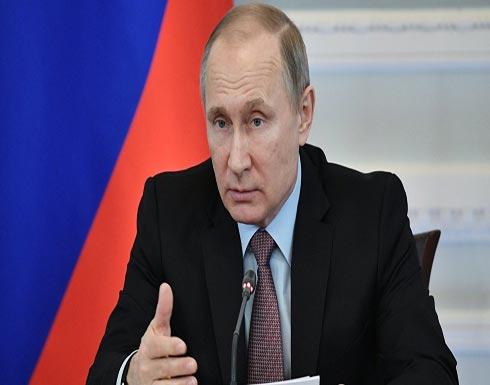 بوتين: بعد القضاء على الإرهاب في سوريا سنتجه نحو التسوية السياسية برعاية الأمم المتحدة