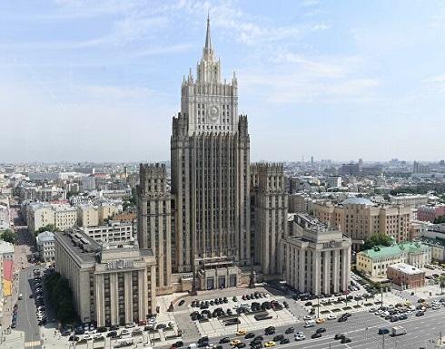 روسيا تتوعد بالرد بعد طرد دبلوماسييها من إيطاليا