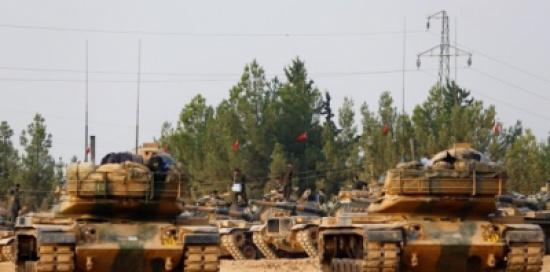 التحالف يبحث عن جنديين تركيين مفقودين في سوريا
