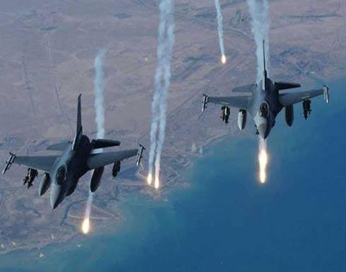 التحالف يضرب معسكرا حوثيا ويقتل عشرات المسلحين